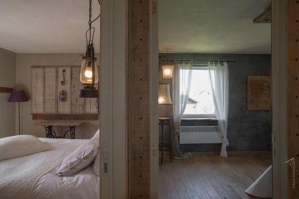 La Maison du Vivier, gîte 6 personen in Durbuy, Ardennen - Kamers 2 en 3