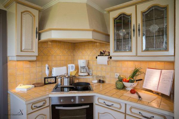 La Maison du Vivier, gîte 6 personen in Durbuy, Ardennen - Keuken
