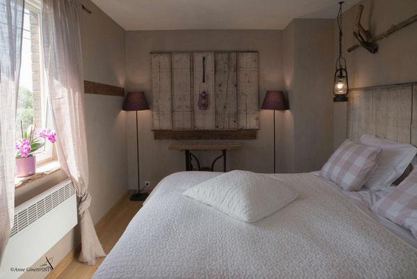 La Maison du Vivier, gîte 6 personen in Durbuy, Ardennen - Kamer 3