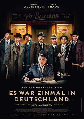 Es war einmal in Deutschland Filmplakat