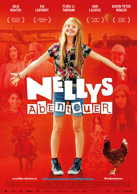 Nellys Abendteuer Filmplakat