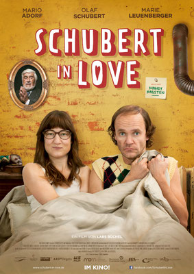 Schubert in Love Filmplakat