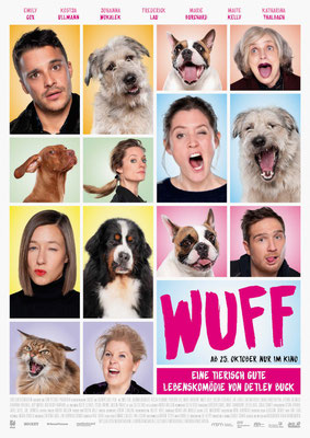 Wuff Filmplakat