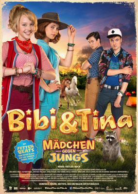 Bibi und Tina 3 Filmplakat