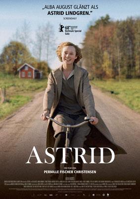 Astrid Filmplakat