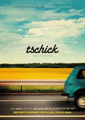 Tschick Filmplakat