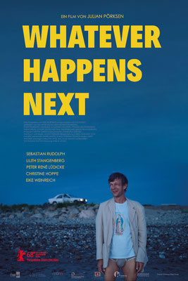 What happens next Filmplakat