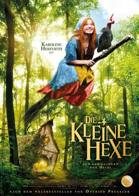 Die kleine Hexe Filmplakat