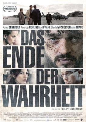 Das Ende der Wahrheit Filmplakat
