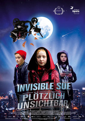 Invisible Sue Filmplakat