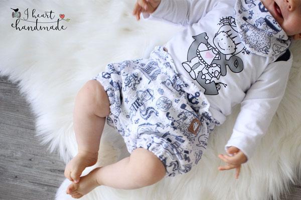 Cutie Pants & Bloomers - Zwei neue Hosen für kleine Windelpopos - I ...