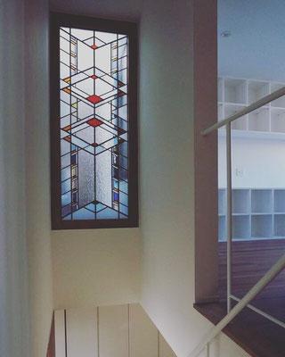 東麻布の家(設計:PANDA 株式会社山本浩三建築設計事務所)/東京 1910×700