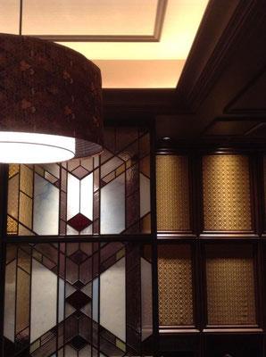 桜カフェ(設計:株式会社sunia/一級建築士事務所)/奈良  2400×1000