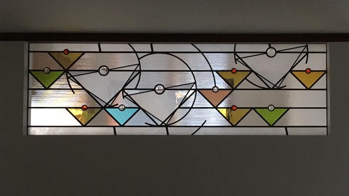 日比野邸(設計:株式会社 川島真由美建築デザイン) / 大阪 500×1650