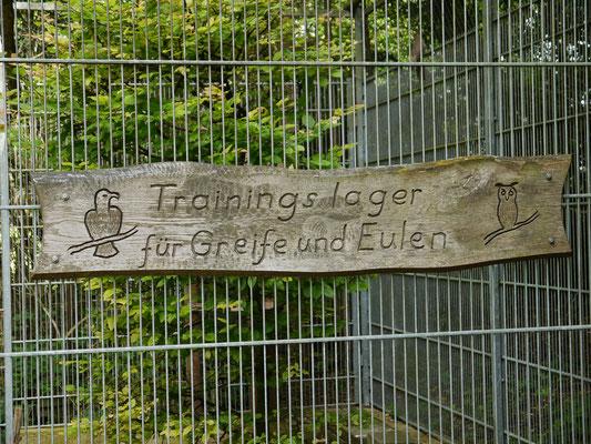 Trainingslager (Foto:NABU-Oberbiel)