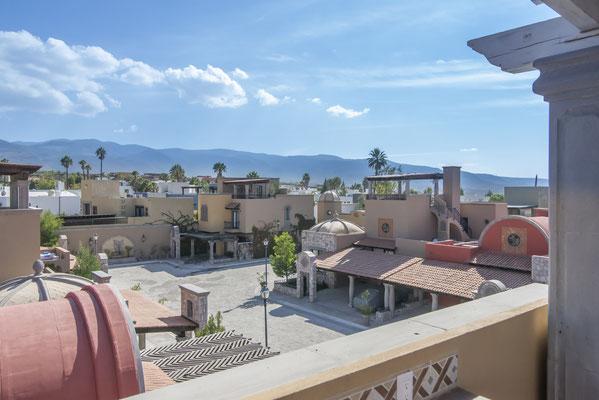 View of El Ensueño From Roof