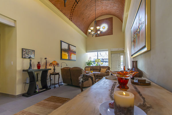 First Floor w- Living Room