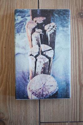 Bild auf Holz - 01