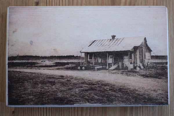 Bild auf Holz - 25