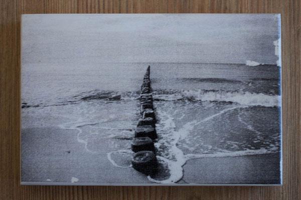 Bild auf Holz - 23