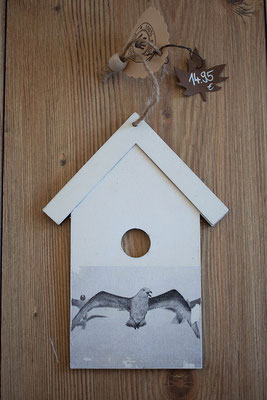 Bild auf Holz - 10