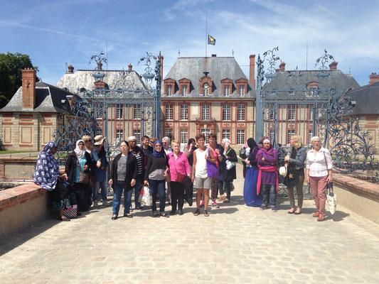 Fondation Good Planet au Bois de Boulogne