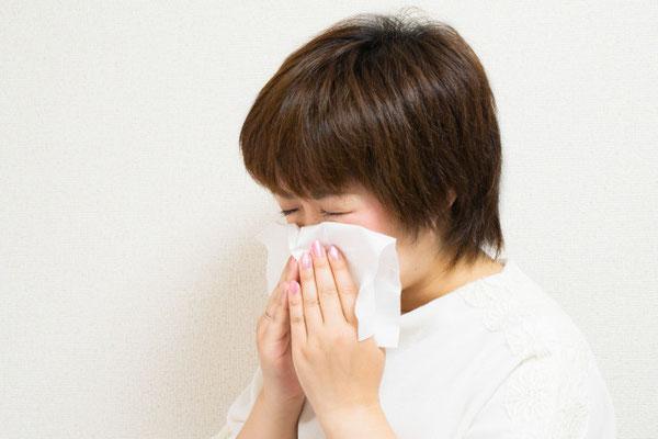 副鼻腔炎の原因や症状は?