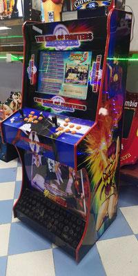 maquina arcade bogota