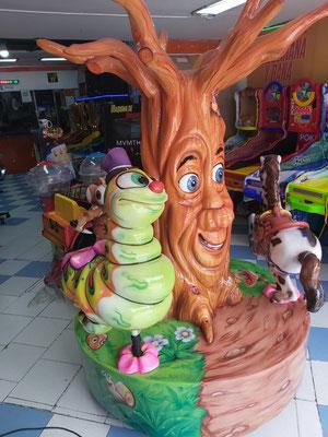 Maquinas para parque infantil