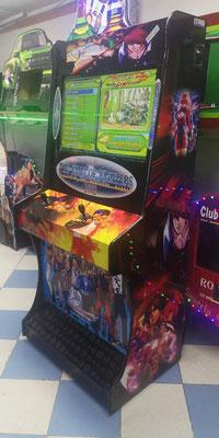 maquina de arcade