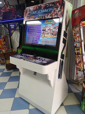 maquina arcade multijuegos