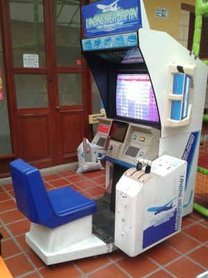 Simulador Avion Pantalla LCD $ 3.500.0000