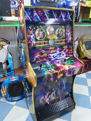 venta de maquinas arcades videojuegos