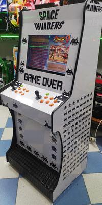 fabrica de maquinas arcade bogota