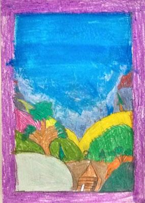 Hilly Landscapes Kids Art Zone