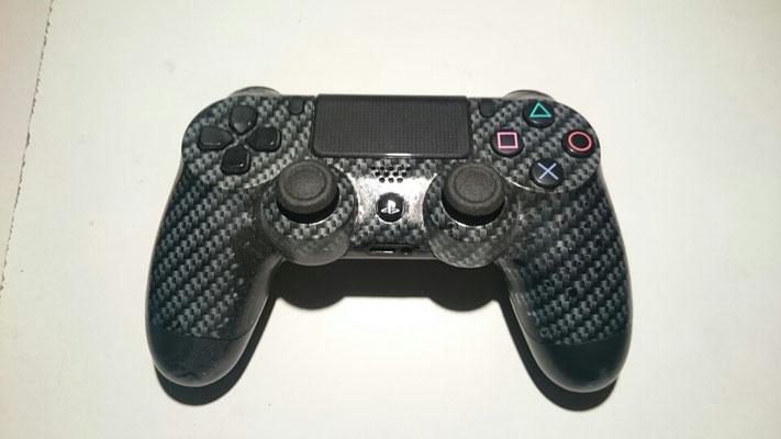 Ps4 Controller mit Carbon