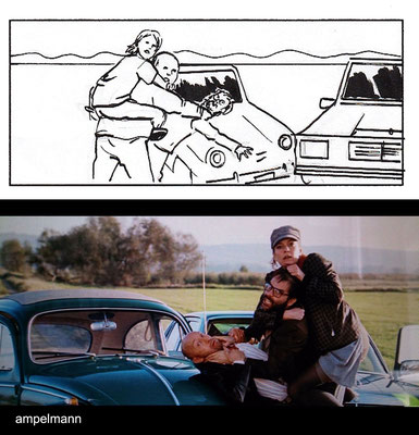 Ampelmann; Regie / Director: Guilo Ricciarelli