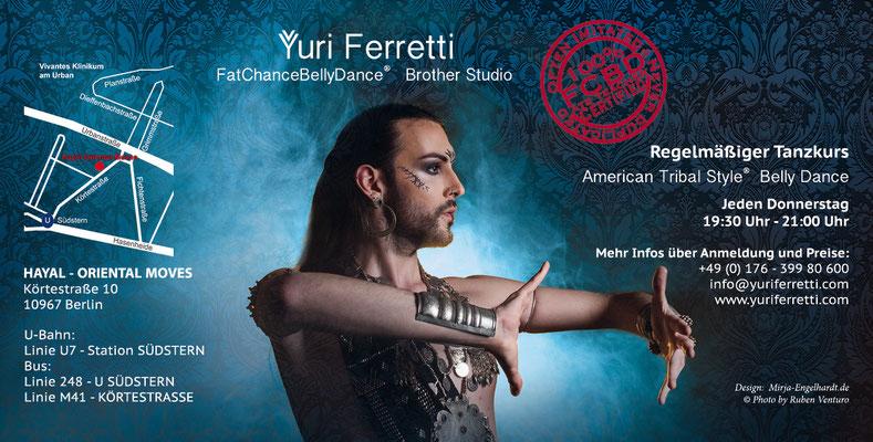 Kunde / Client: Yuri Ferretti