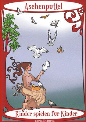 Märchensammelkarte; Kunde / Client: Theater Varia Vineta