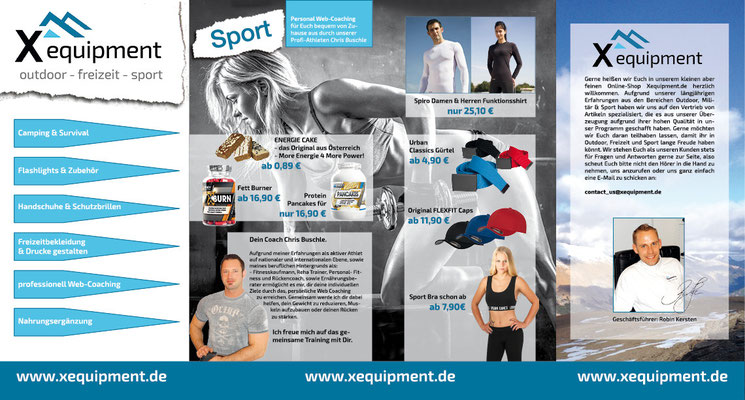 Kunde / Client: Xquipment