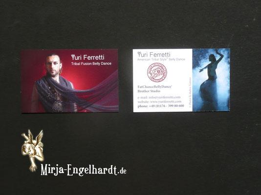 Kunde /Client: Y. Ferretti