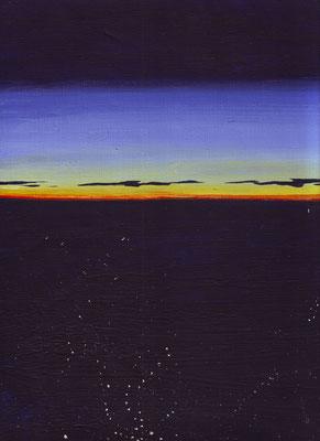 Skyfall; Freie Arbeit / Individual artwork; 2002