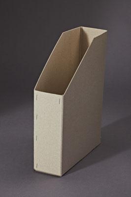 Stehsammler aus Pappe für Ordner
