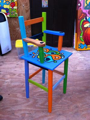 EL Art Kinderstoel