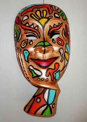 EL Art Balinees masker