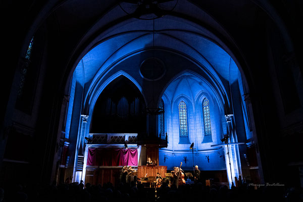 Ensemble Masques - Concert Arts renaissants