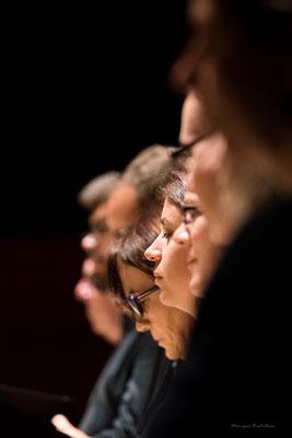 Choeur EBT Festival Passe ton Bach 2017 à la Halle aux grains