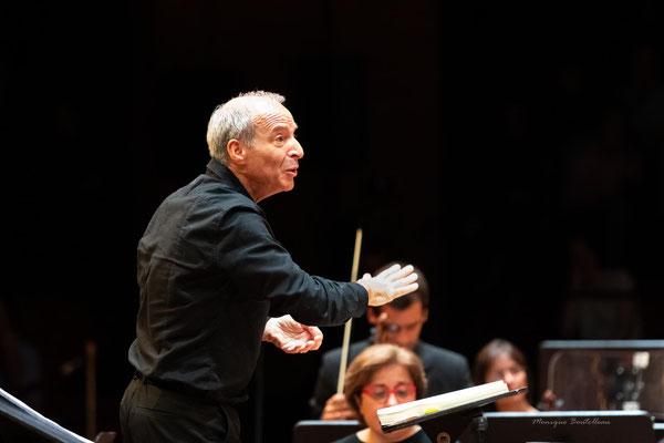 Michel Brun et l'EBT à la Halle aux grains - Passe ton Bach 2019