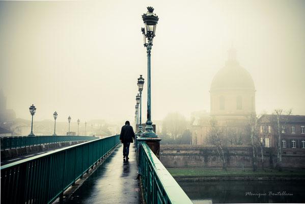 La passante du pont St Pierre