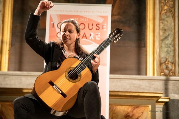 Carlotta Dalia - concert Toulouse guitare